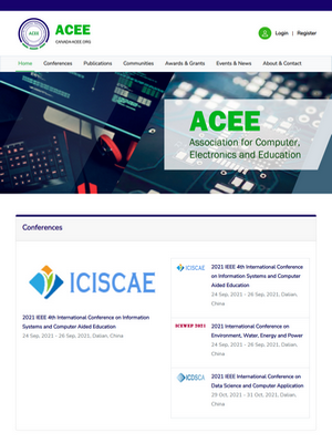 Association for Computer, Electronics and Education | Legend IT Inc