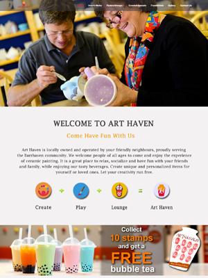 Art Haven | Legend IT Inc