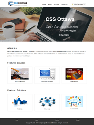 CSS Ottawa | Legend IT Inc