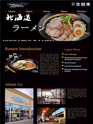 Hokkaido Ramen | Legend IT Inc