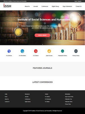 Institute of Social Sciences and Humanities | Legend IT Inc