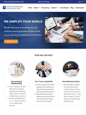 PK Professional Accountant   Legend IT Inc