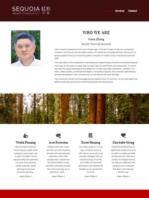 Sequoia Wealth Financial | Legend IT Inc