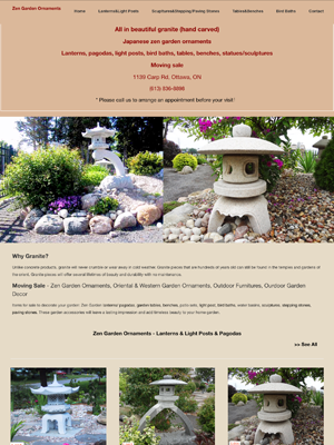Japanese Zen Garden | Legend IT Inc